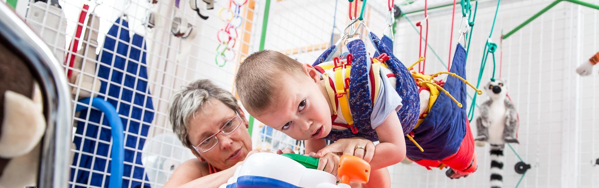 أساليب علاجية فريدة تناسب الأطفال